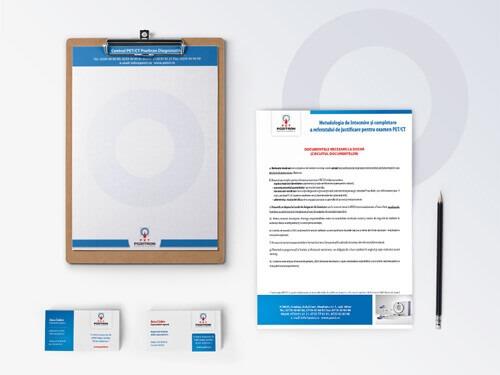 Materiale printate PET/CT