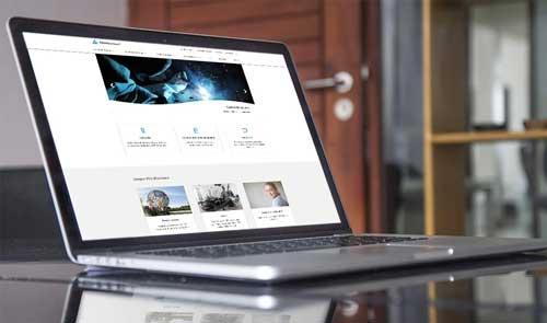 Website TÜV Rheinland Romania